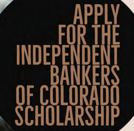 Independent Bankers of Colo. Scholarship