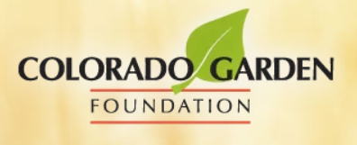 Colorado Garden Foundation Scholarship
