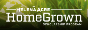 Home Grown Scholarship for Ag