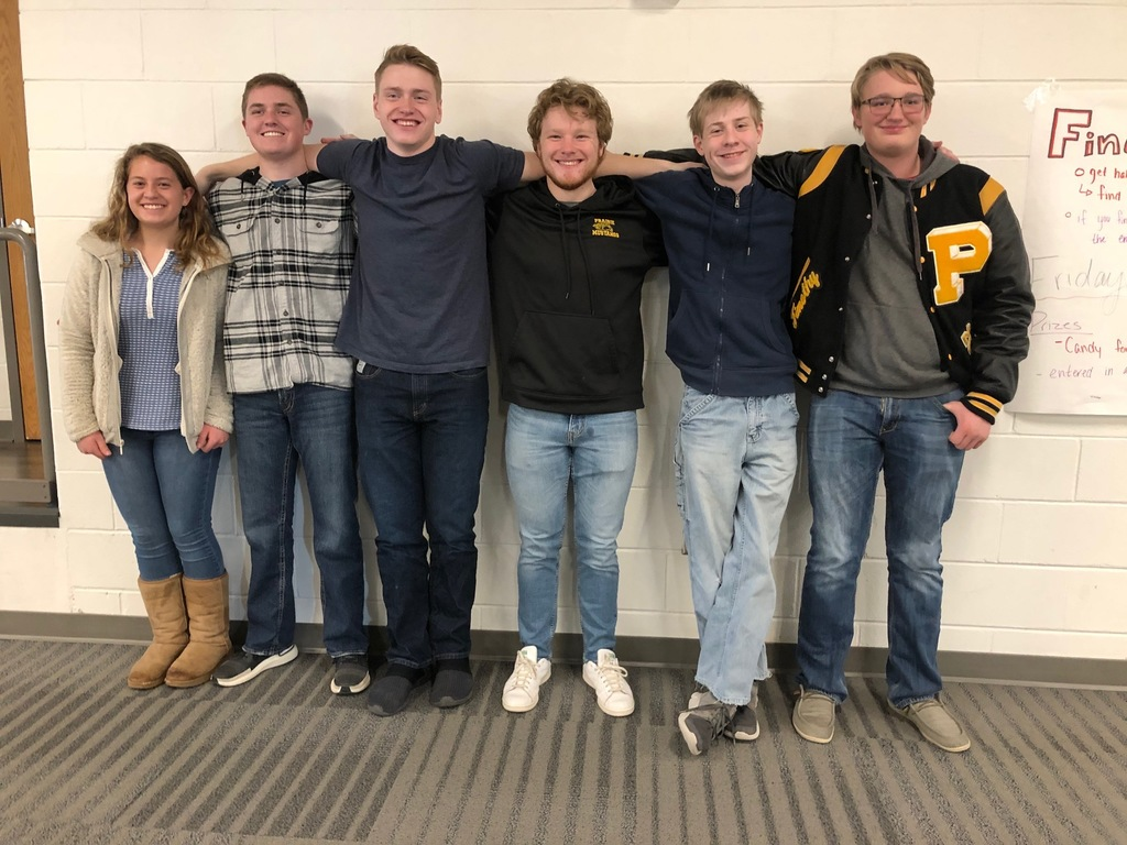 Prairie School Knowledge Bowl Team